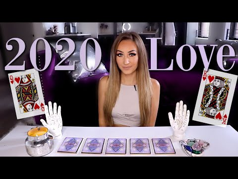 🔮(PICK A CARD) 🔮2020 LOVE Prediction