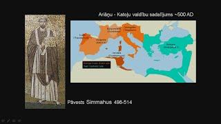 40. Gaismas Ceļš: Evaņģēliskās draudzes. Romas pāvestu ietekmes apskats