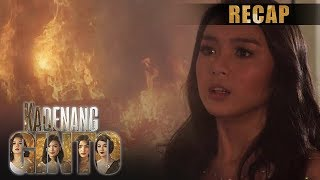 Fire breaks out at the Maxwell Ball | Kadenang Ginto Recap (With Eng Subs)