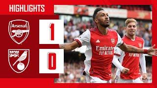 Arsenal 1-0 Norwich Pekan 4