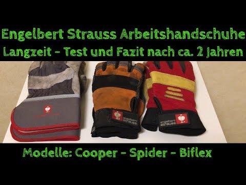 Arbeitshandschuhe von Engelbert Strauss im Test - Vergleich und Fazit - deutsch