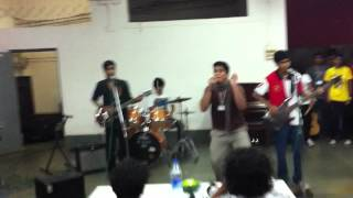 preview picture of video 'Frosted Fudge @ InTune '12, St.Andrew's College,Bandra'