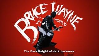 What if Chris Nolan directed Scott Pilgrim Or Edgar Wright directed Batman