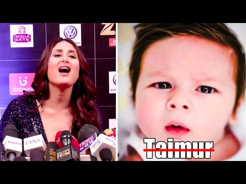 Kareena Kapoor's SHOCKING Reply On Changing Taimur Ali Khan's Name Controversy