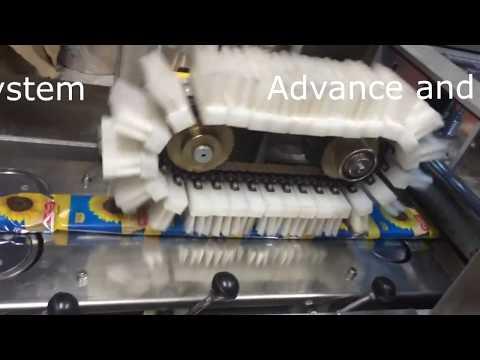 Easy Flow - 100 Servo (Flow Wrap Machine with Manual Feeding)