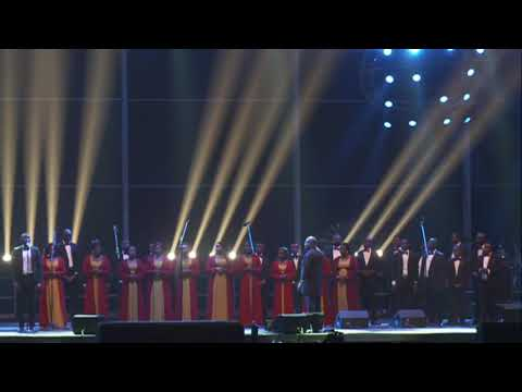 Oh Holy Night by Duke Asuquo and The Lagos City Chorale