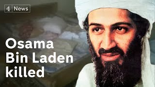 Osama bin Laden killed as raid is watched live by Obama