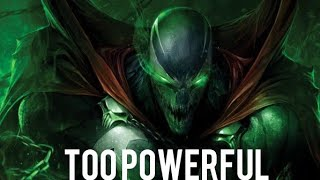 Why Spawn is too powerful for MK11