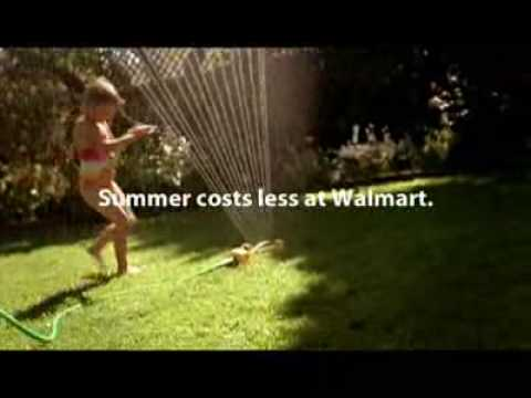 Walmart Commercial (2009) (Television Commercial)