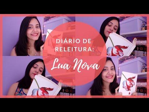 DIÁRIO DE RELEITURA: LUA NOVA (com spoliers)