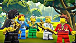 Мультфильм Лего Ниндзяго Команда на русском языке 7 Серия  LEGO Ninjago WU CRU 7 series #мультики