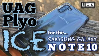 UAG Plyo Series 'Ice' for the Samsung Galaxy Note 10