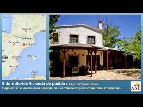 8 dormitorios Vivienda de pueblo se Vende en L'Albiol, Tarragona, Spain