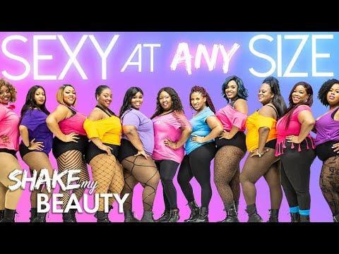 Sexy At Any Size (30 min Documentary) | SHAKE MY BEAUTY