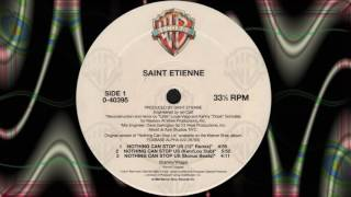 Saint Etienne ‎– Nothing Can Stop Us