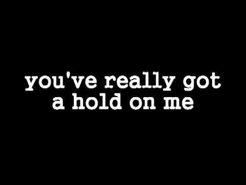 You Really Got a Hold On Me  The Beatles with Lyrics
