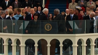 Michael Richard Pence Sworn in as Vice-President