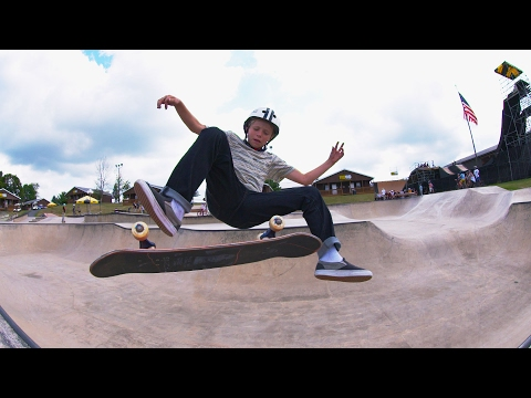 Time To Shred - EP5 - Camp Woodward Season 8