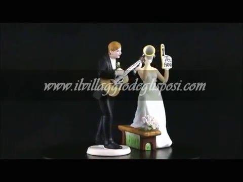 Video - Sposo con la chitarra e la sua fan