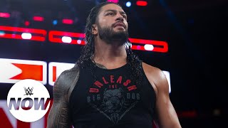 Superstars react to Roman Reigns return announcement: WWE Now