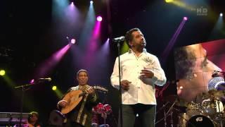 cheb khaled rouhi ya wahrane HD Suisse live 1 Mp3