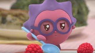 Малышарики - Малинки - серия 126 - обучающие мультфильмы для малышей - о полднике