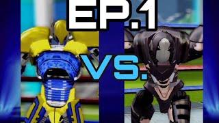 Real Steel Champions Battles EP.1: Evora VS. Phantom