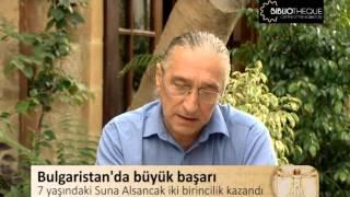 preview picture of video 'Sanat Güncesi 30 Ekim 2014 - An art programme in North Cyprus'