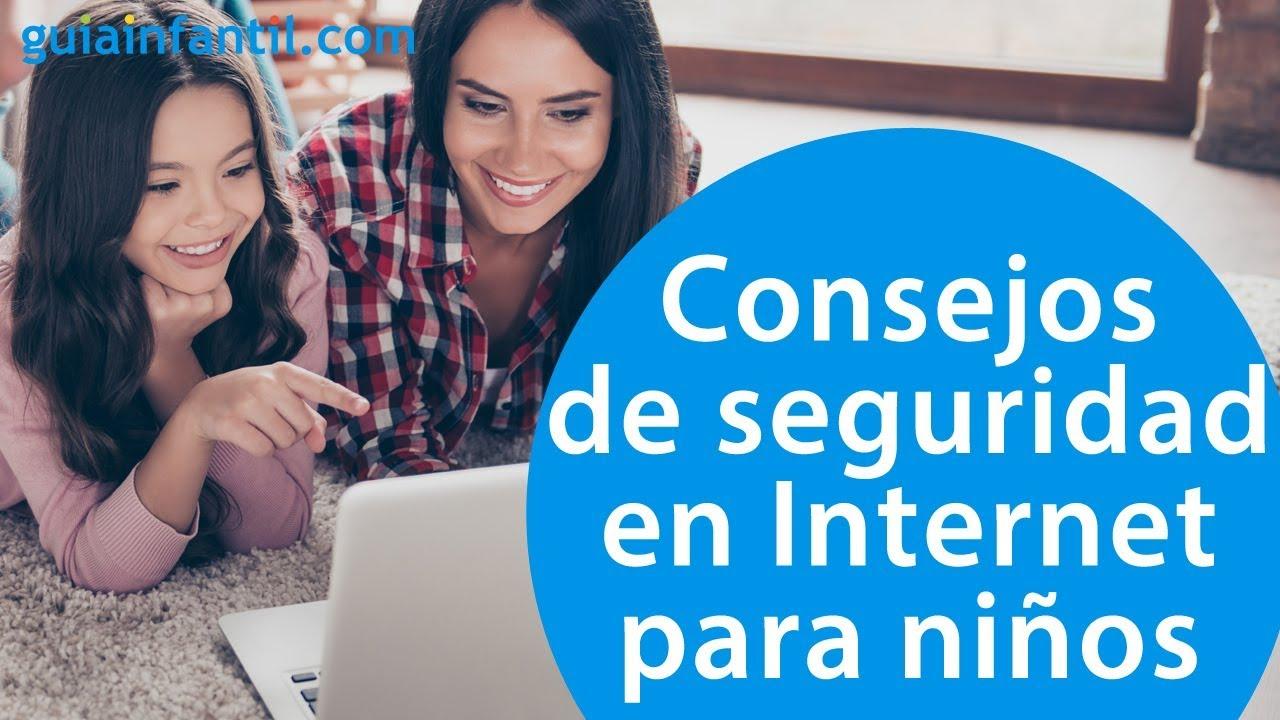 Consejos prácticos para que los niños naveguen de forma segura por Internet | #ConectaConTuHijo