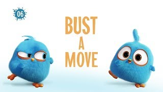 Angry Birds Blues | Bust A Move   S1 Ep6