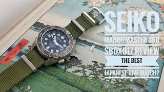Seiko Marinemaster 300 Review - The Best Japanese Dive Watch? | Armand The Watch Guy