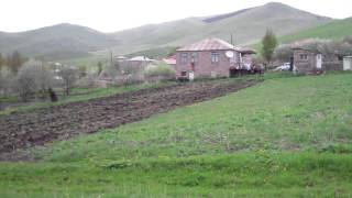 preview picture of video 'Share a Pair in Artsni (Lori region). May 16, 2012'