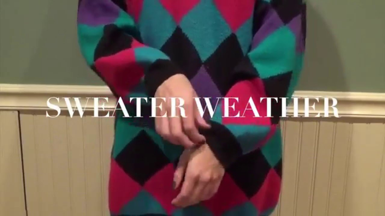 Sweater Weather: Favorites