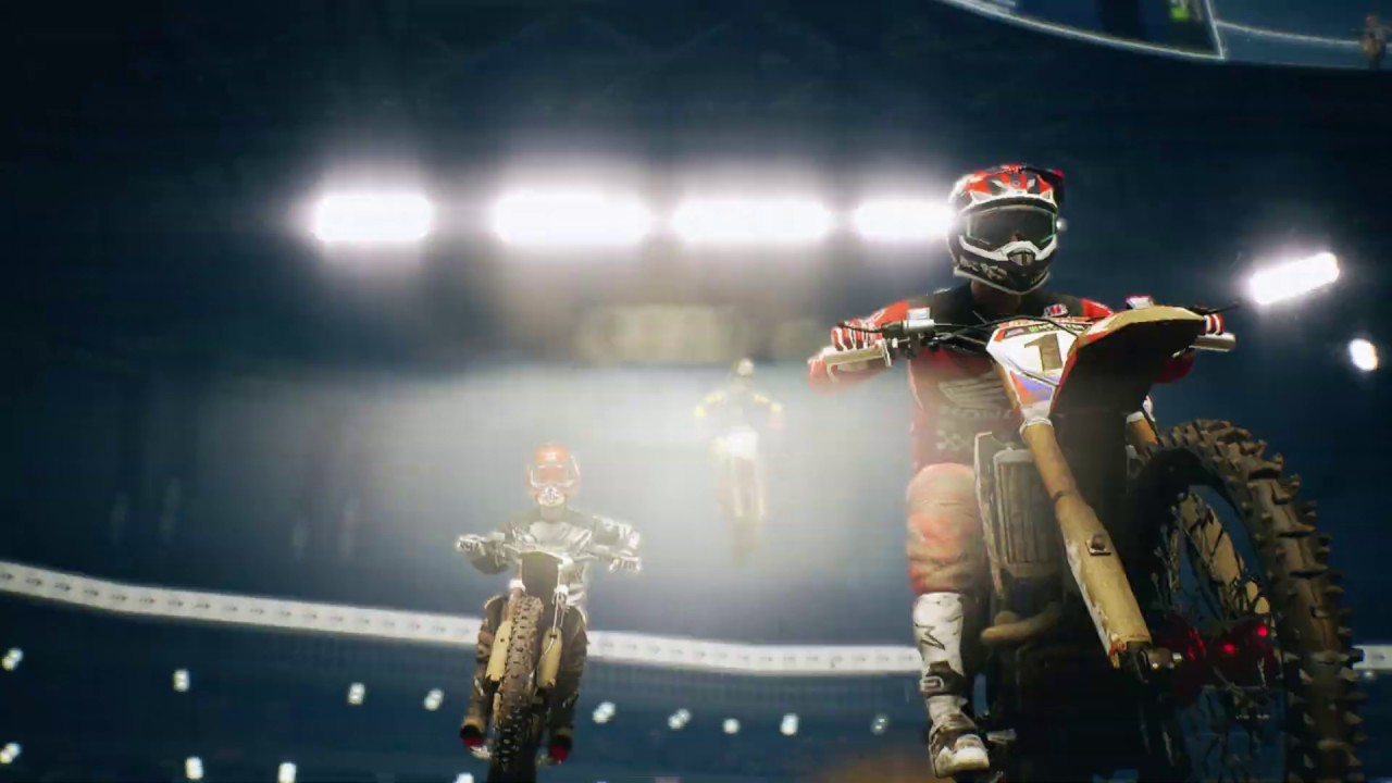 Video MONSTER ENERGY SUPERCROSS - THE OFFICIAL VIDEOGAME 2 [PS4]