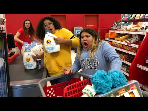 HUGE SLIME SUPPLIES SHOPPING HAUL AT TARGET