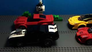 Lego Speed Champions 2016 Final Race