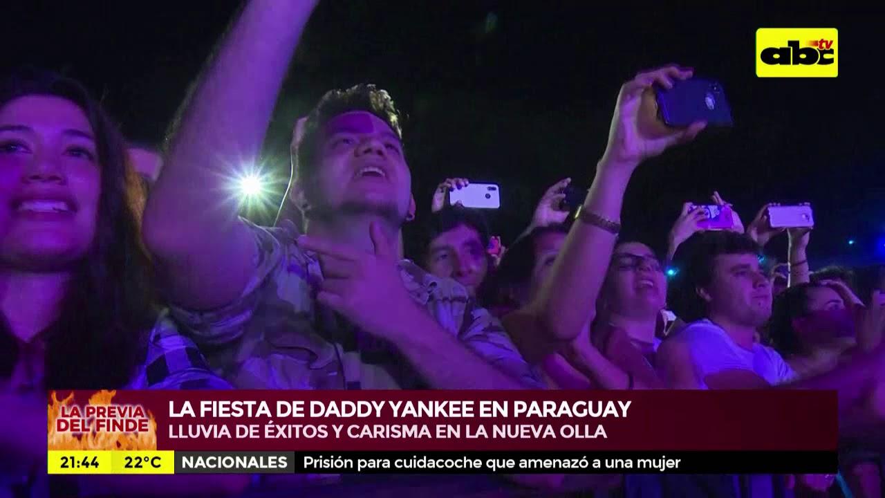 Daddy Yankee: lluvia de éxitos en la Nueva Olla