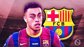 SERGINO DEST – Welcome to Barcelona – Amazing Skills, Tackles, Goals & Assists – 2020