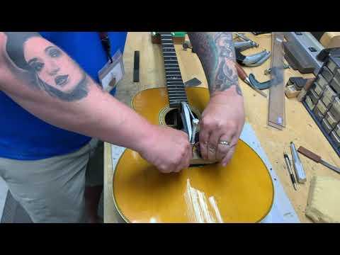 Repairing John Mayer's Guitar [3:41]