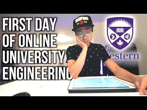 FIRST DAY OF ONLINE CLASSES! | how bad can it be?!🤷♂️ (2nd Year Mechatronics Engineering Edition)