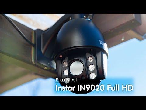 Instar IN-9020 Full HD Test und Vergleich der Überwachungskamera