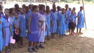 preview picture of video 'Nabwuigulu Speech Day 2010 P3 Choir'