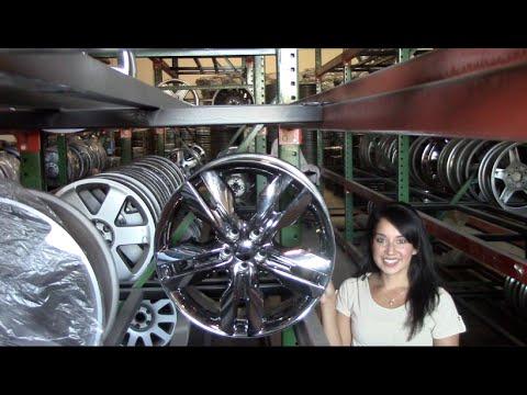Factory Original Ford Thunderbird Rims & OEM Ford Thunderbird Wheels – OriginalWheel.com