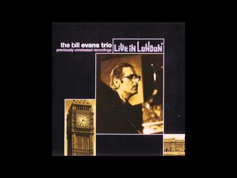 Bill Evans - Live in London (1965 Album) online metal music video by BILL EVANS (PIANO)