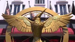 Лиам Хемсворт, Mockingjay Part 1 Cannes Film Festival Event Footage