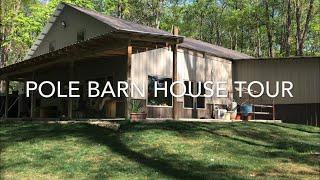 2020 Pole Barn House Tour