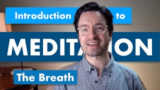 How to BREATHE During Meditation -- Diaphragmatic and Natural Breathing Techniques -- happyheartMD