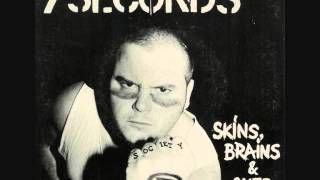 7 seconds - skins, brains, and guts 7""