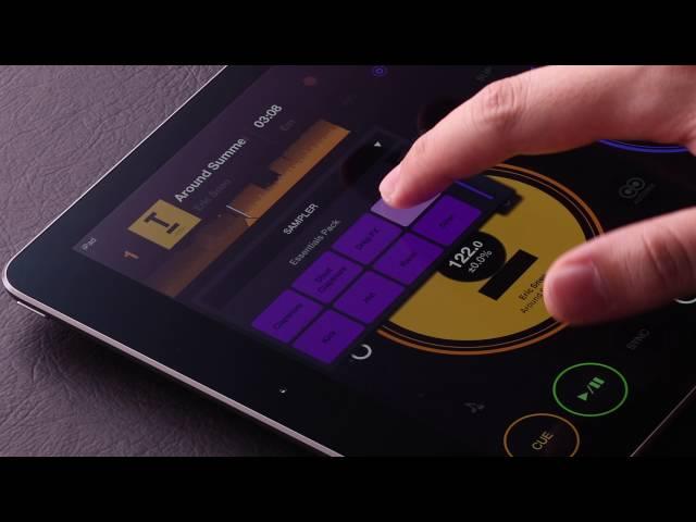 Pioneer DJ WeDJ Official Walkthrough