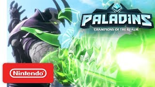 Paladins Free-to-Play Trailer - Nintendo Switch - Video Youtube